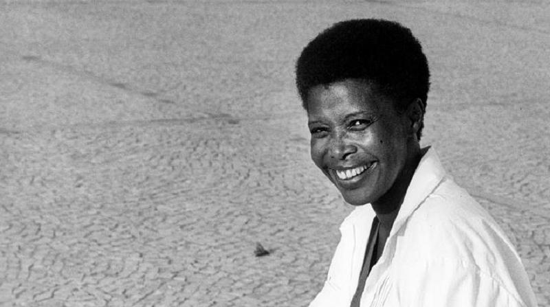 A historiadora, professora, poeta e ativista Beatriz Nascimento (Foto: Arquivo Nacional)