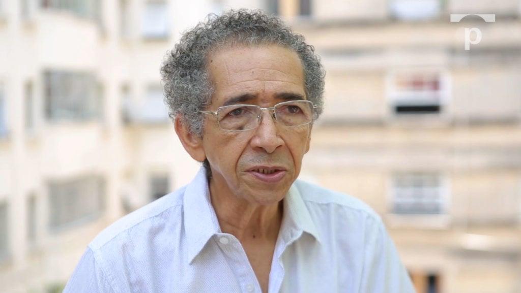 Edson Cardoso, professor e jornalista | Foto: Sergio Silva/Ponte Jornalismo