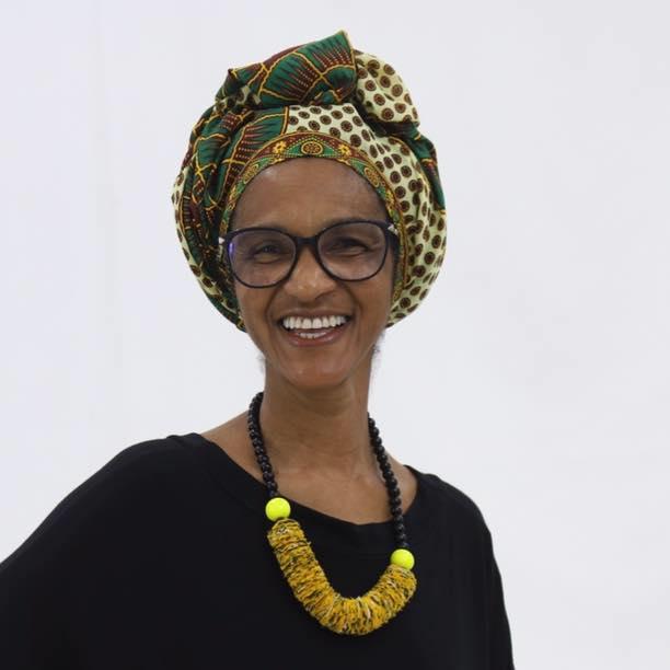 Ana Lúcia Martins é a primeira vereadora negra eleita em Joinville (Foto: Facebook/Reprodução)