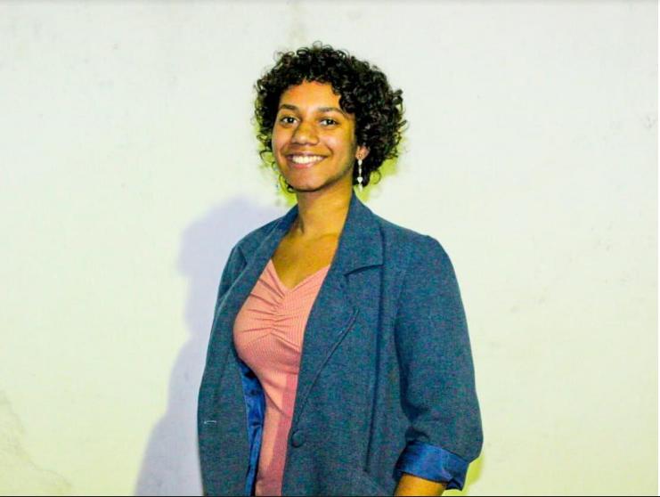 Brenda Aparecida Azevedo Vieira dos Santos (Arquivo Pessoal)
