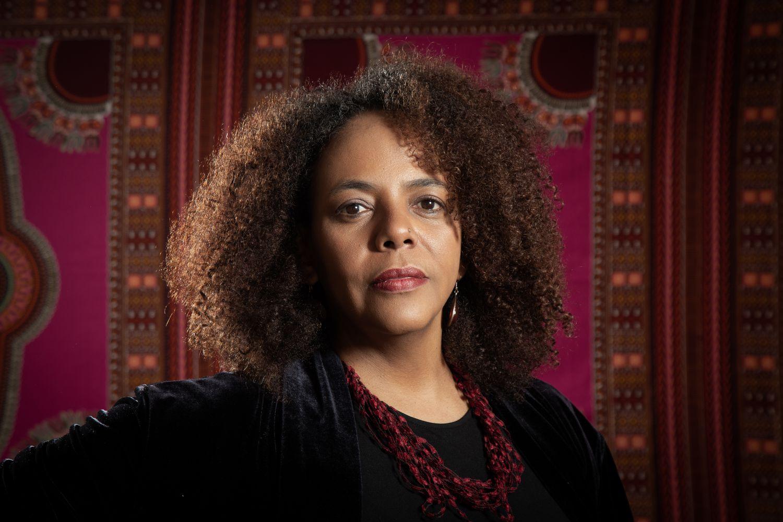 A socióloga Márcia Lima, professora da USP e coordenadora do Afro, núcleo de pesquisa e formação sobre a questão racial no Cebrap. (Foto: WANEZZA SOARES)