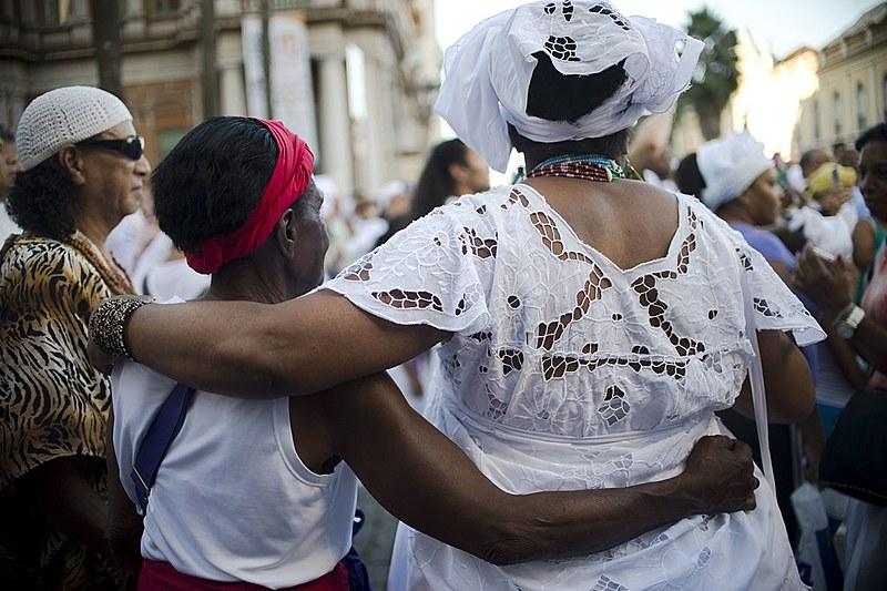 Adeptos das religiões afro-brasileiras foram as maiores vítimas de intolerância religiosa no país em 2019 (Foto: Marcelo Camargo/ABr)