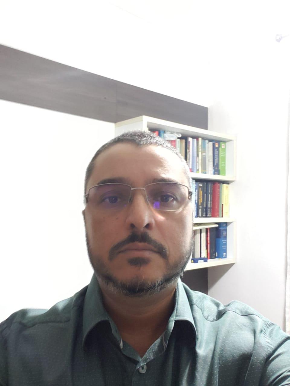 José Antonio Correa Francisco (Arquivo Pessoal)