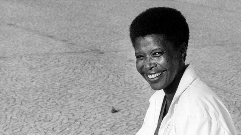 A historiadora e militante negra Beatriz Nascimento (1942-1995), cuja vida e pensamento conduzem a narrativa do documentário 'Ôrí' (Foto: REPRODUÇÃO/ORI)