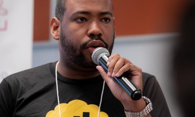 Diego Reis, CEO do Banco Afro | Divulgação/Imagem retirada do site o Globo