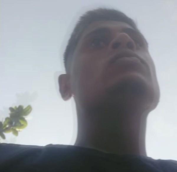 Lucas afirma que gravou a abordagem porque esse foi o 4º 'enquadro' que levou esse ano em Santos, SP — Foto: Reprodução