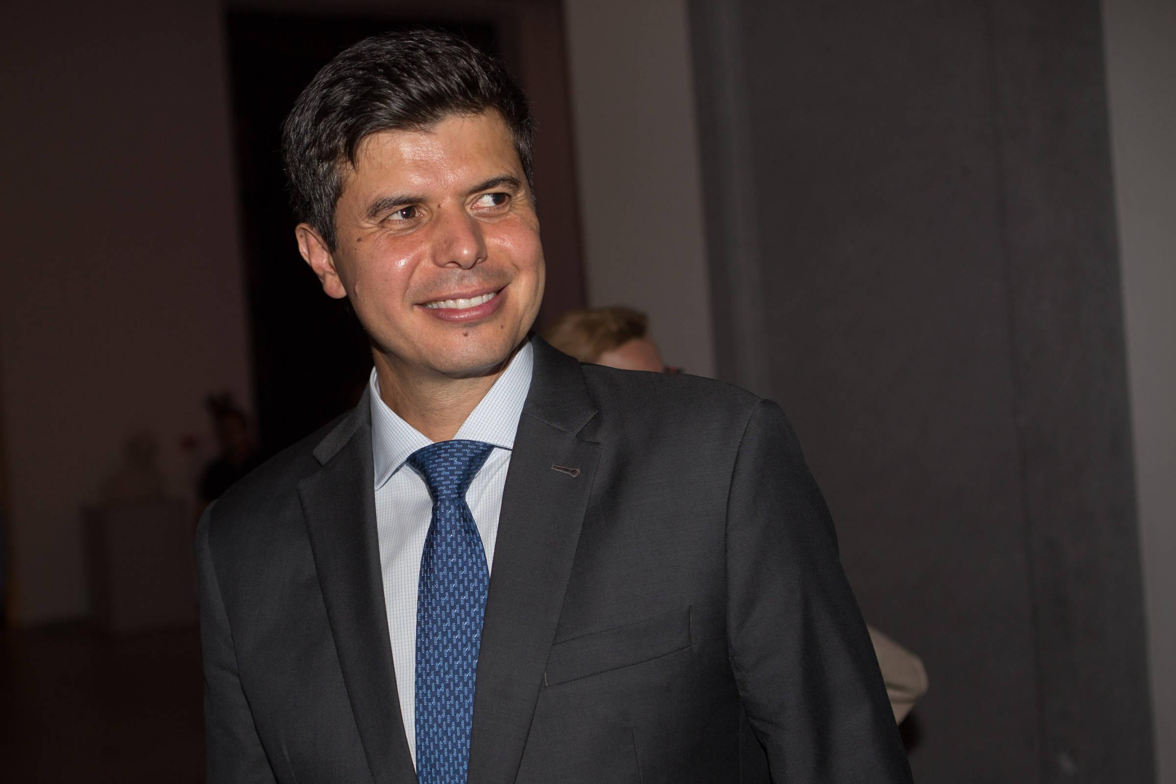 O presidente do Magalu, Frederico Trajano - Mastrangelo Reino - 11.dez.2017/Folhapress