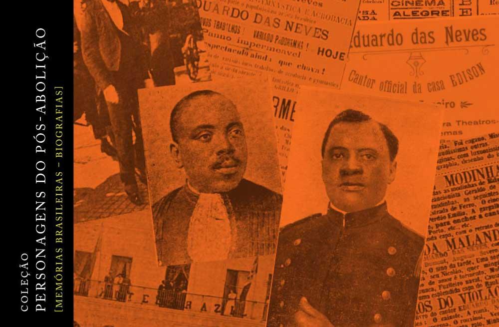 Capa do primeiro volume da coleção gratuita da EdUFF.