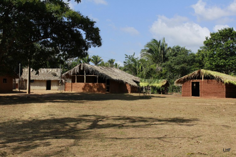 Comunidade rural quilombola do interior do Maranhão (Foto: Luis Henrique Wanderley)