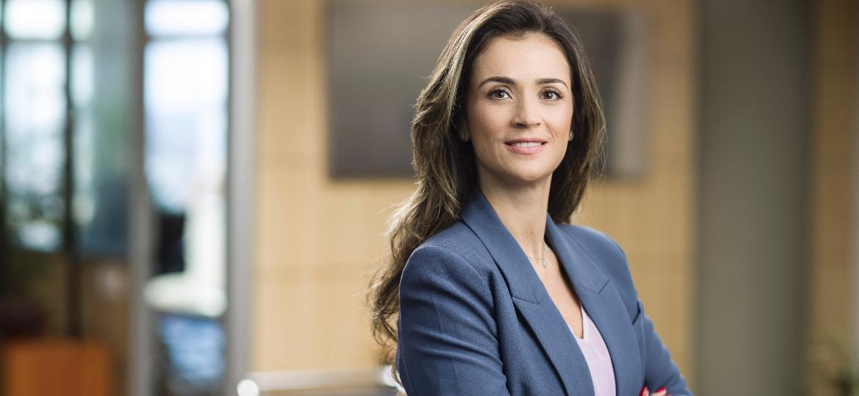 Marina Soares, Diretora Jurídica, Relações Institucionais e Sustentabilidade e responsável pelo Programa de Diversidade & Inclusão da ArcelorMittal (Foto: rafael l g motta/Divulgaçã)