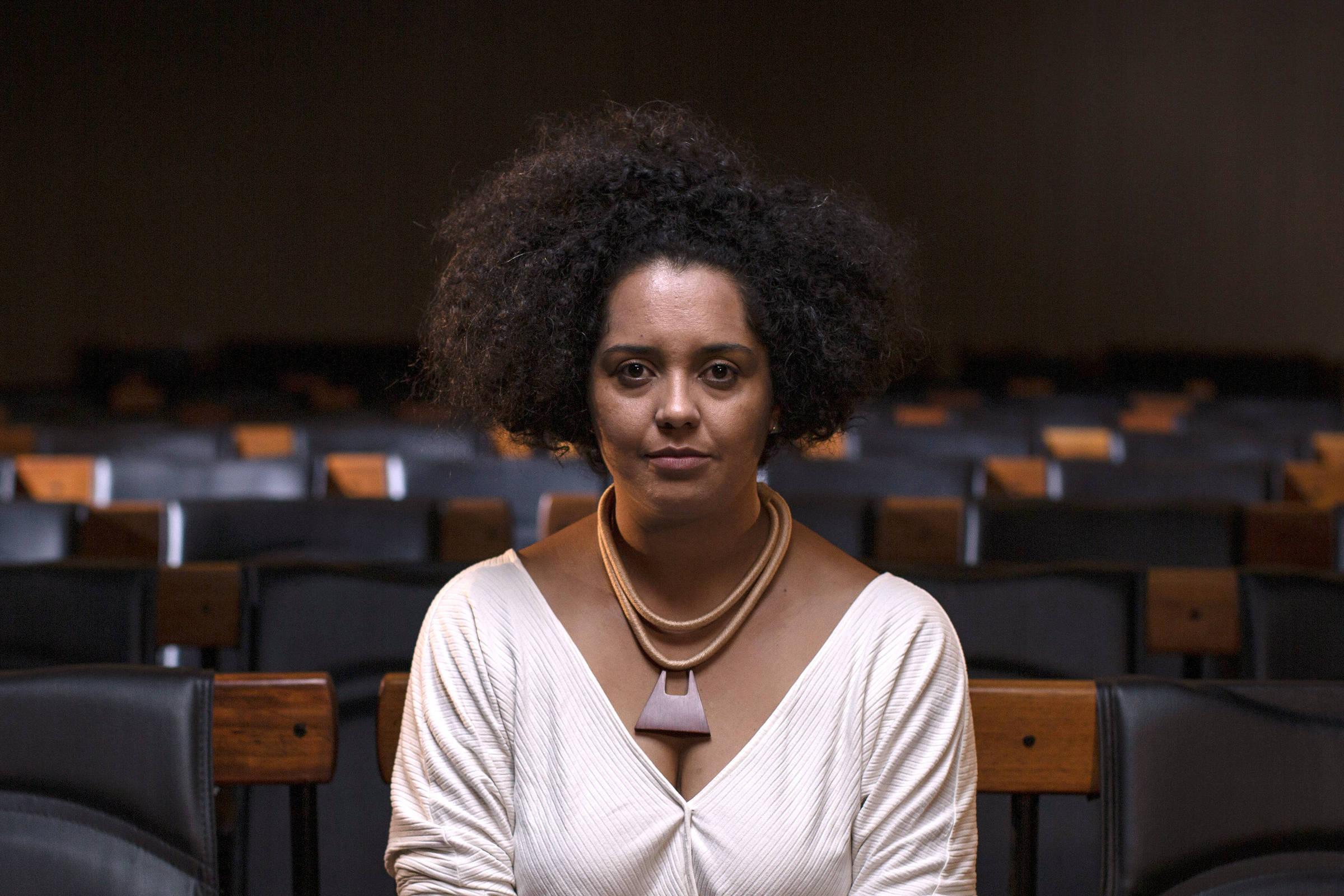 Bianca Santana, jornalista, cientista social e pesquisadora - Foto: Bruno Santos/Folhapress