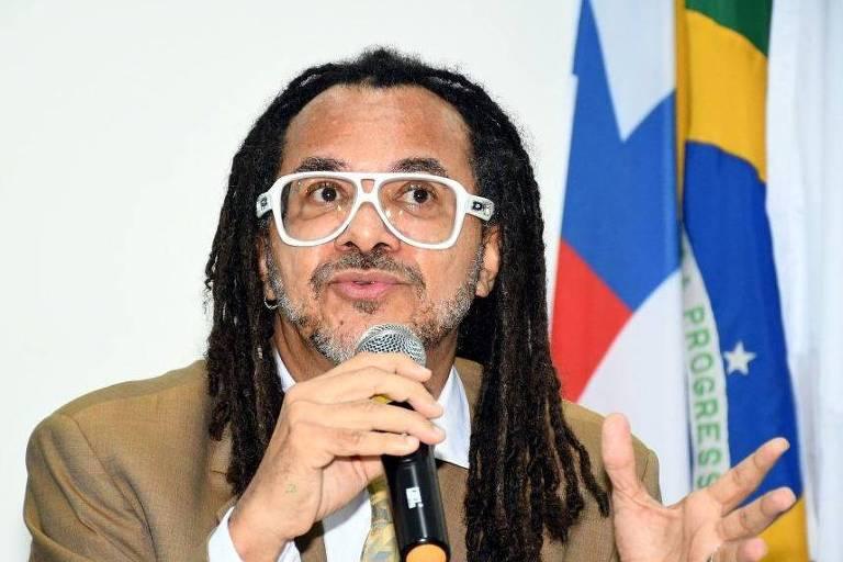 Samuel Vida, advogado, professor de direito e coordenador do Programa Direito e Relações Raciais da UFBA - OAB-BA / Divulgação