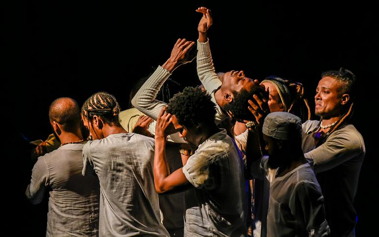 Espetáculo Negra Palavra   Solano Trindade (Foto:  Mariama Prieto)