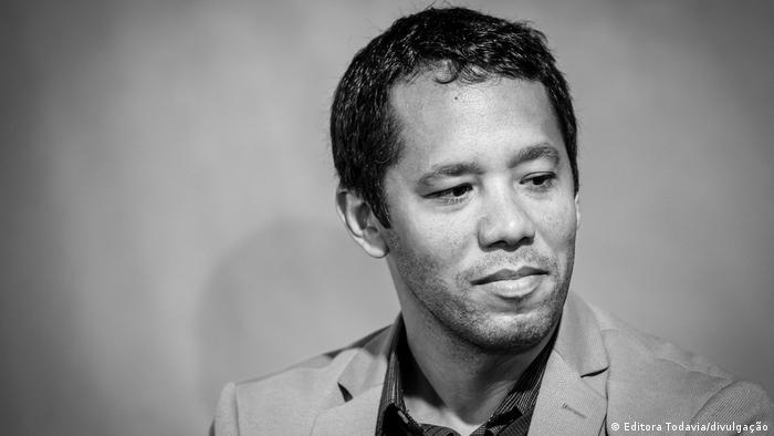 """""""Mesmo com toda a adversidade, é preciso que a gente tenha essa esperança engajada"""", diz Itamar Vieira Junior"""