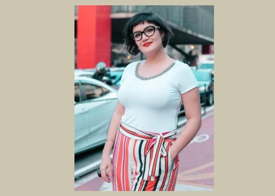 Mariana Serrano ganhou indenização de R$ 25 mil após processar agressor Imagem: Débora Nisenbaum/Arquivo pessoal