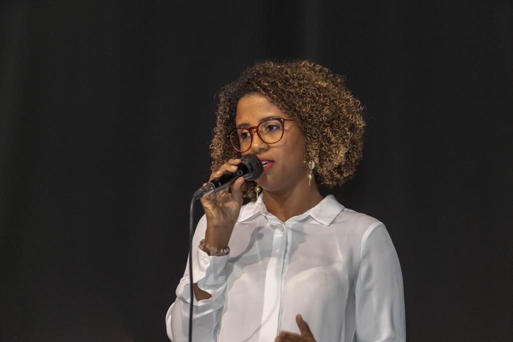 Charlene Borges (Arquivo Pessoal)