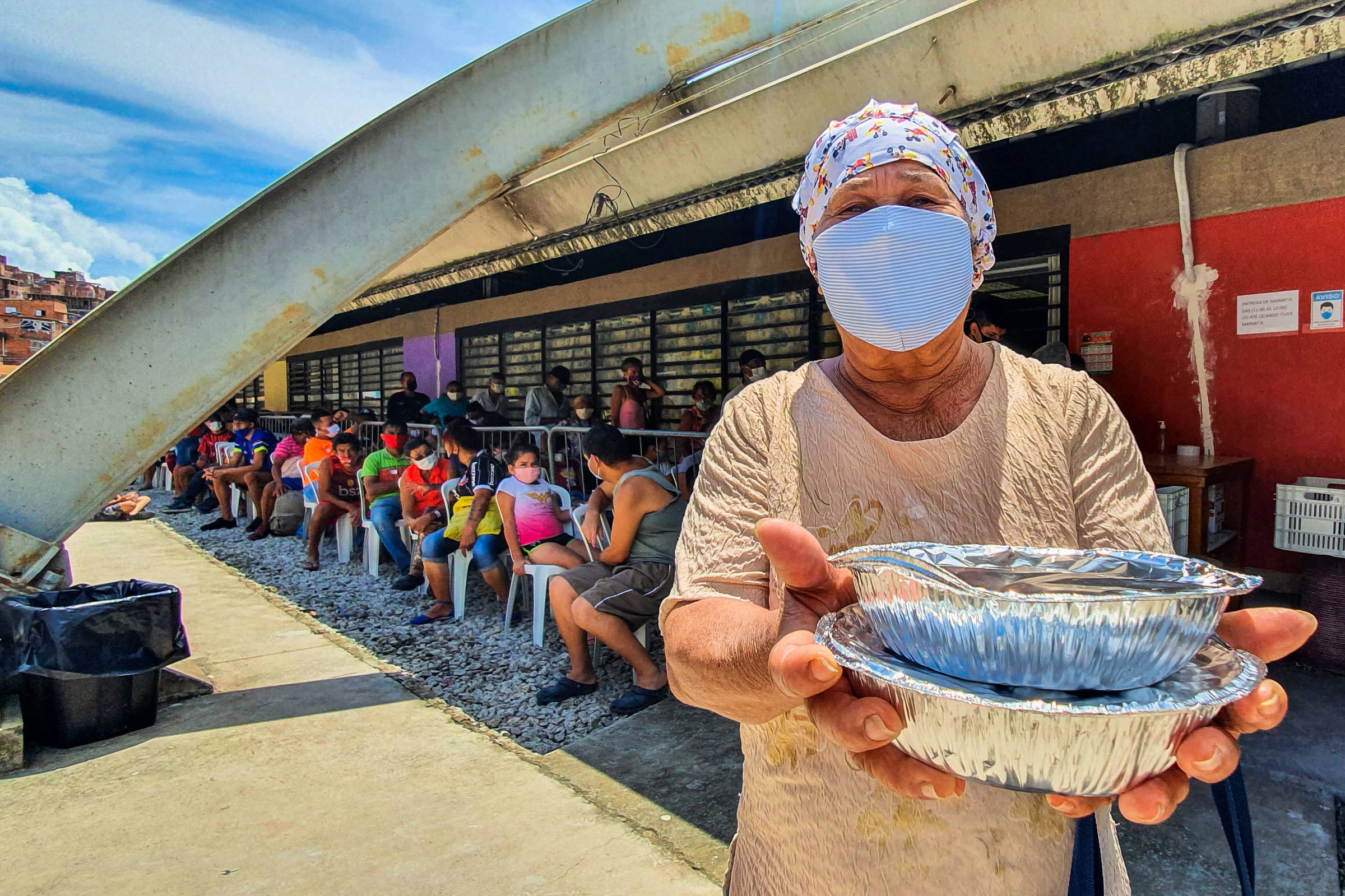 Com crise sanitária em fase crítica, aumenta a demanda por doações; saiba como ajudar - Divulgação / Caio Caciporé