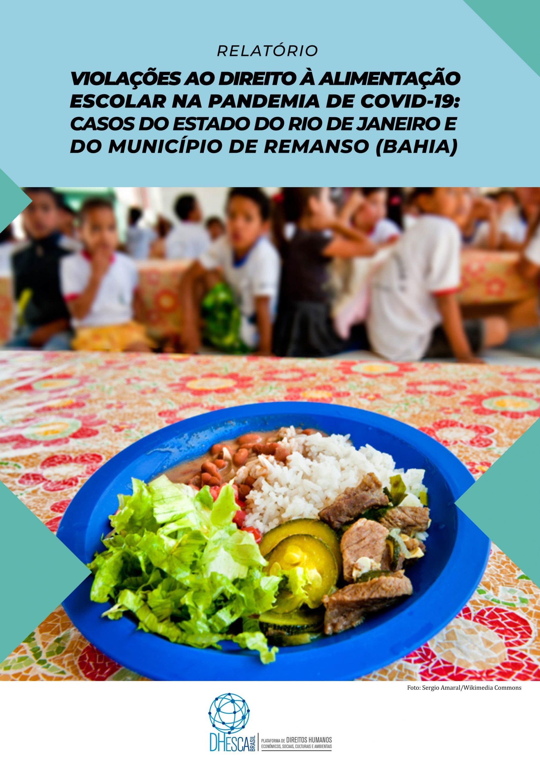 Foto: Divulgação/ DHESCA