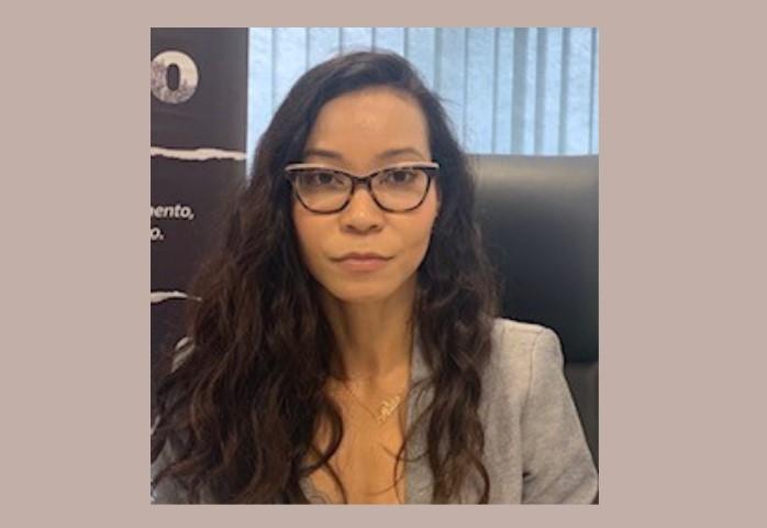 Rita Cristina de Oliveira (Arquivo Pessoal)