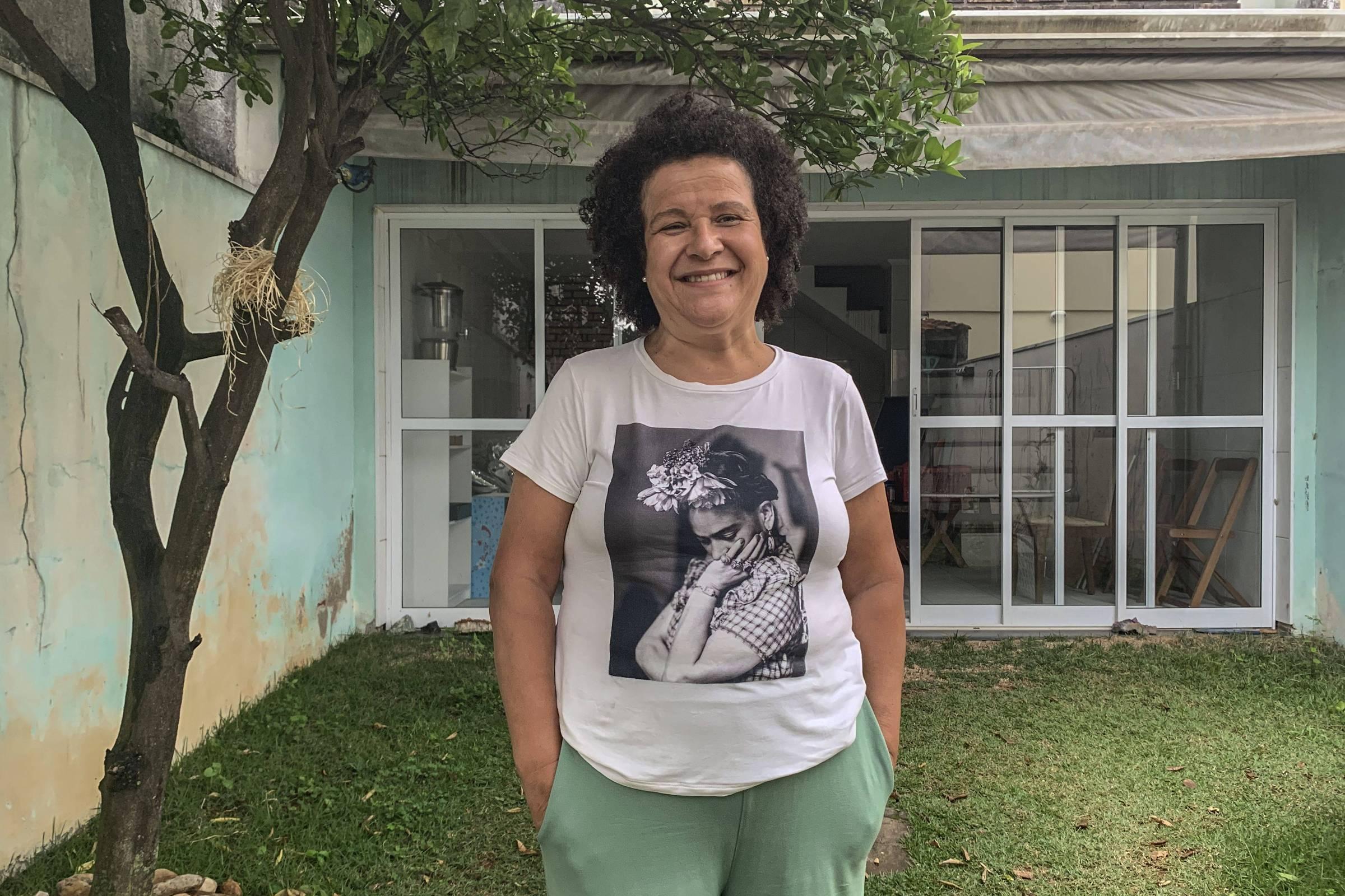 """Ana Fontes, criadora do Instituto Rede Mulher Empreendedora e da iniciativa """"Heróis Usam Máscaras"""", que distribuiu 12 milhões de máscaras na pandemia - Foto: Renato Stockler"""