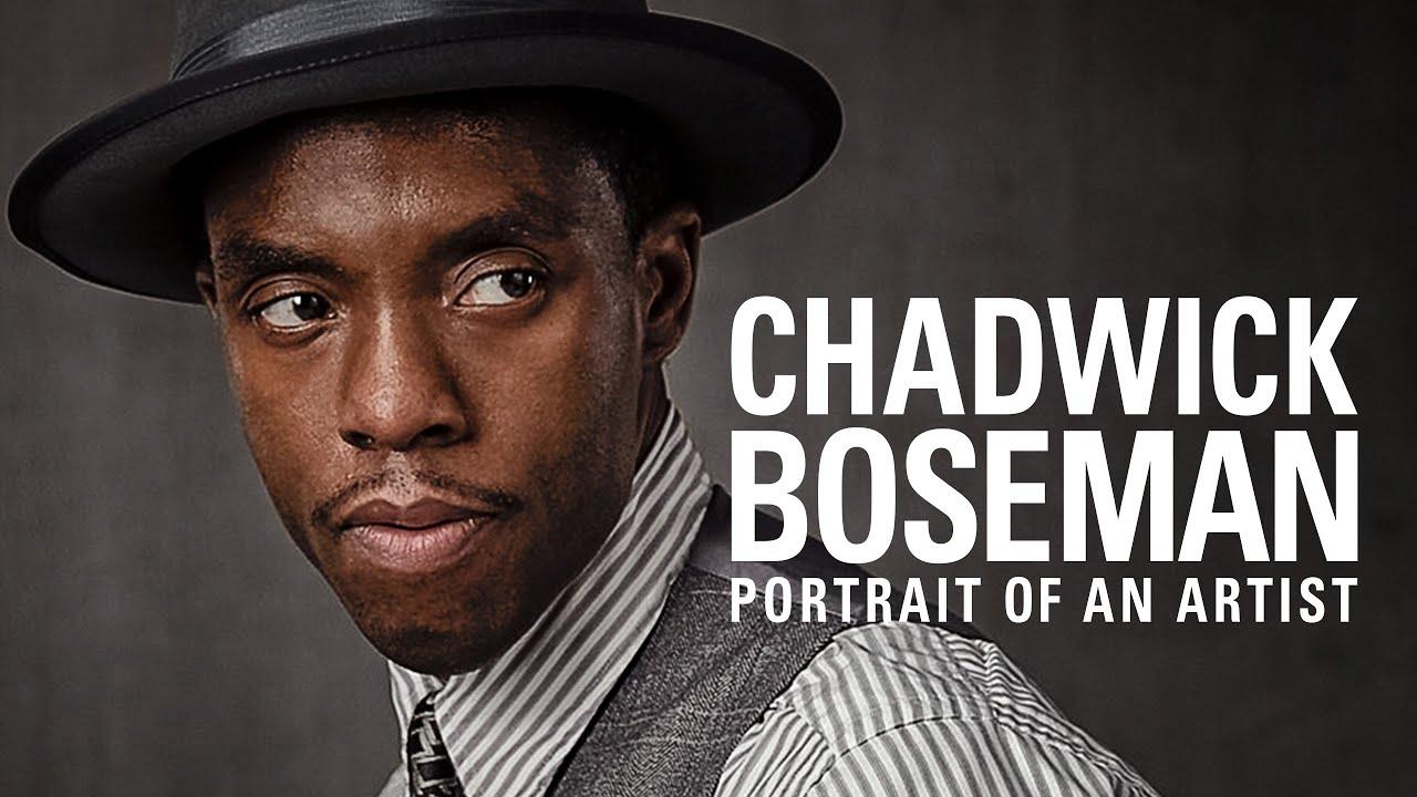 Chadwick Boseman: Portrait of an Artist (Reprodução/Youtube)