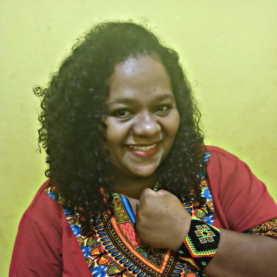 Brígida Rocha dos Santos (Foto: Arquivo Pessoal)
