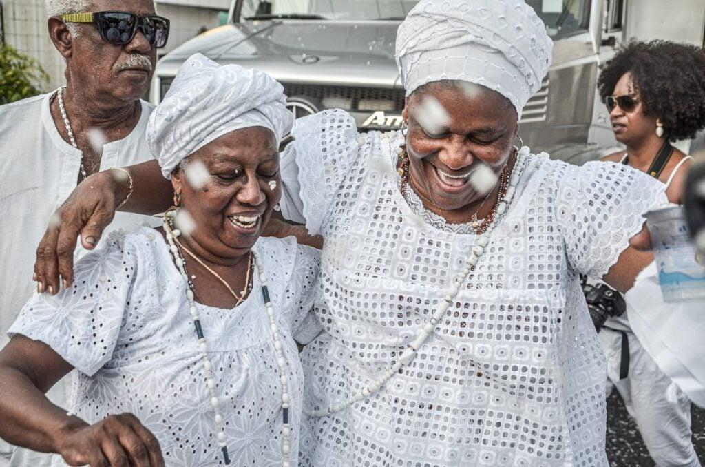 Terreiros do Engenho Velho (Foto: Imagem retirada do site Coalizão Negra Por Direitos)