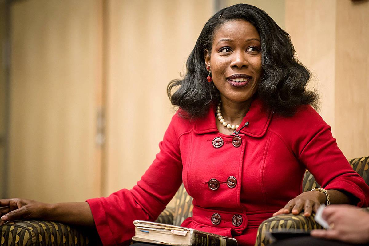 A jornalista Isabel Wilkerson, vencedora do prêmio Pulitzer e autora de 'Casta: As Origens de Nosso Mal-Estar' -Foto: Howard County Library System