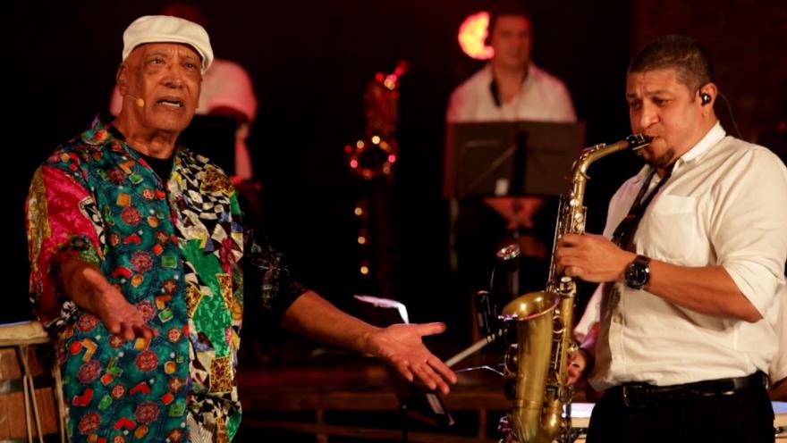 Orquestra Afro-brasileira (Foto: Divulgação)