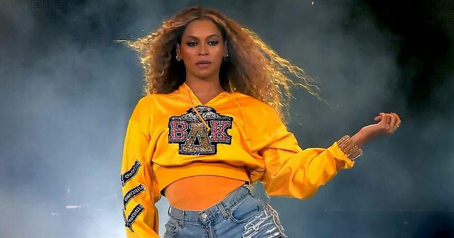 Beyoncé durante show no festival Coachella em 2018 Foto: Kevin Winter / Getty Images for Coachella