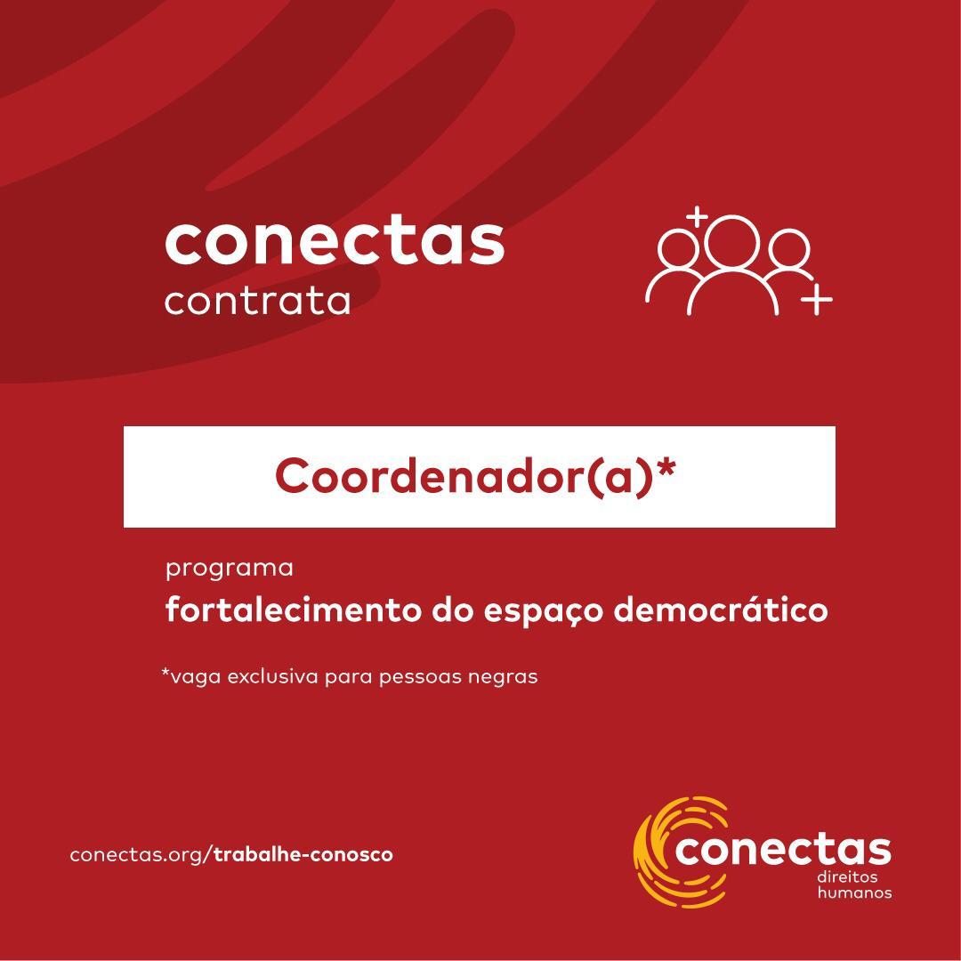 Foto: Divulgação/ Conectas Direitos Humanos