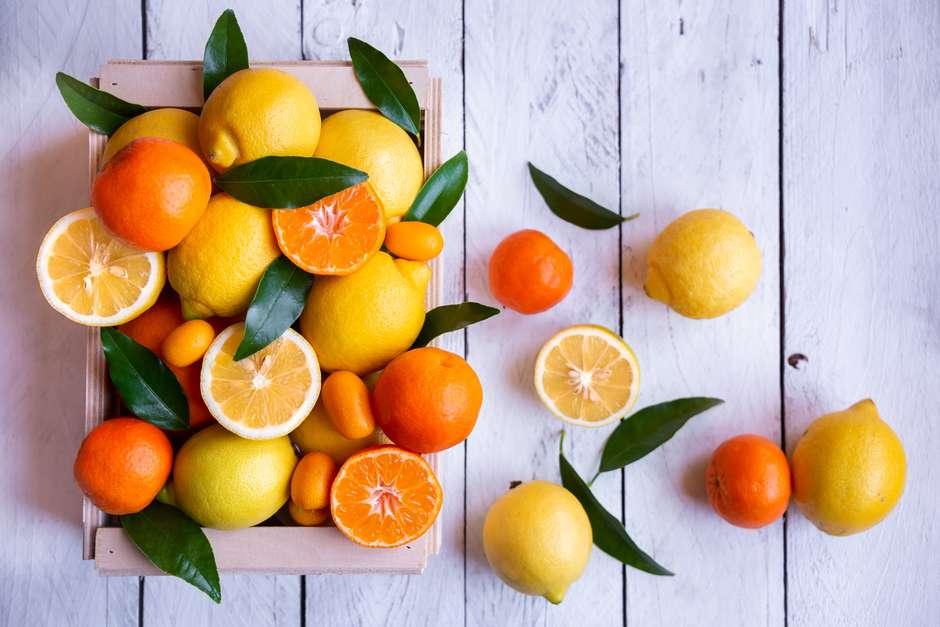 A laranja é um ótimo antioxidante para evitar a Anemia Falciforme (AF) Foto: Shutterstock / Saúde em Dia