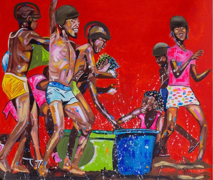 Banho de Esperança, de Paulo Chavonga