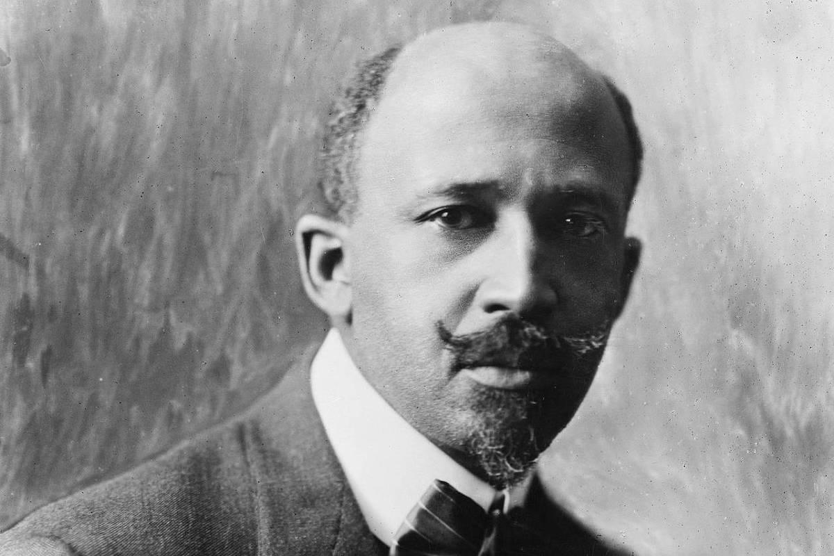 W.E.B. Du Bois (Getty Images/UniversalImagesGroup)