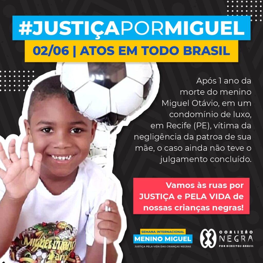 (Foto: Divulgação/ Coalizão Negra por Direitos)