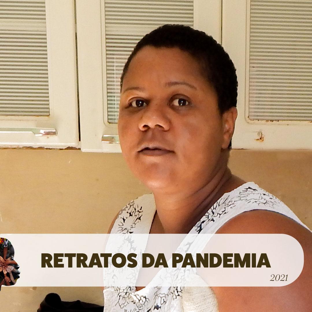 Michele da Silva Candido  - Foto Isabela Alves