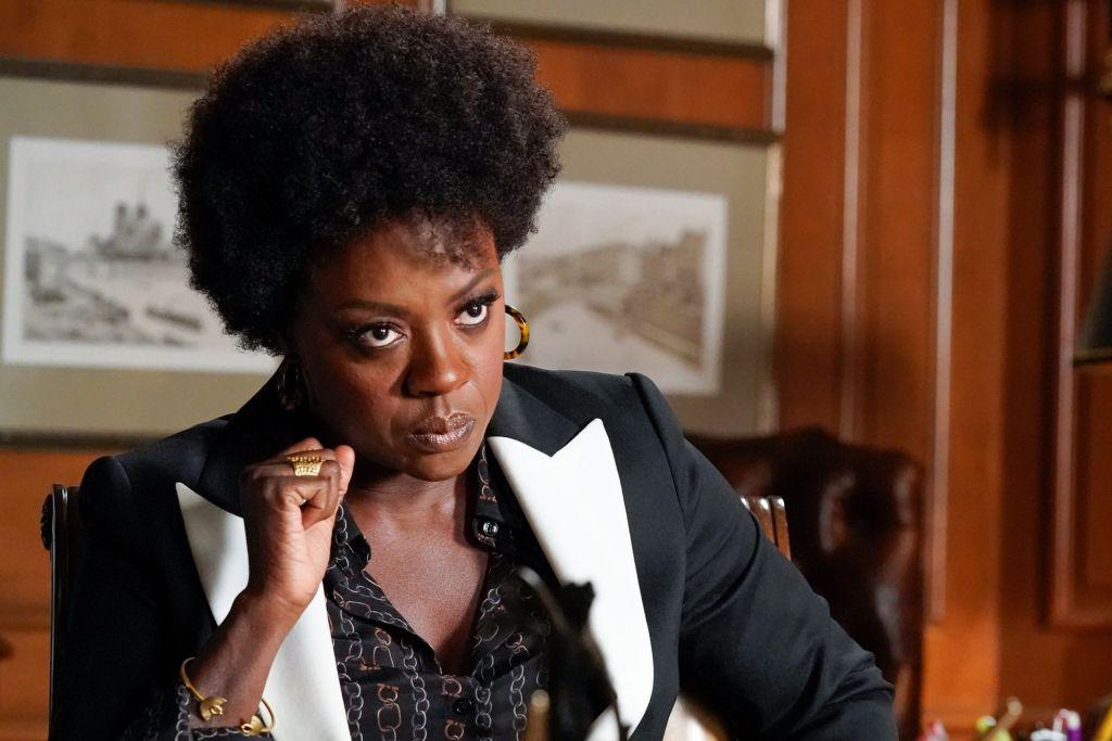 A atriz americana Viola Davis disse certa vez que 'a única coisa que separa mulheres negras de qualquer outra pessoa são as oportunidades/ Imagem de How to Get Away with Murder (ABC)